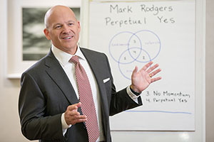 Mark Rodgers | Persuasion Matters | Speaking